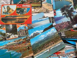 Scatola LOTTO 1050 Cartoline Fg Italia Colore E Bn - 500 Postcards Min.