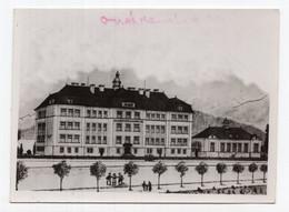 1930s KINGDOM OF YUGOSLAVIA,SLOVENIA,CELJE,NEW BOYS STATE SCHOOL BUILDING,PHOTOGRAPH - Other