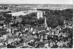 Cinq-mars-la-pile - Le Bourg Et Le Château - Sonstige Gemeinden
