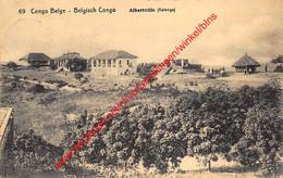 Albertville Katanga - Congo Belge - 1914 - Belgisch-Kongo - Sonstige