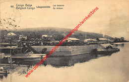 Léopoldville - Les Bassins De Dokken - Congo Belge - Belgisch-Kongo - Sonstige