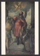 PP169/ Bernardino PRUDENTI, *San Rocco, Burano, Chiesa San Martino - Peintures & Tableaux