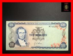 JAMAICA 10 $  1970   P.  57   VF - Jamaica
