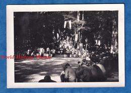 Photo Ancienne Snapshot - BEAUPREAU ( Maine Et Loire ) - Fête Saint Martin - 1941 - Grande Clairière Du Parc - Mauges - Lugares