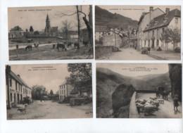 15 CPA - Divers - Cantal -( 15) - Altri Comuni