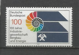 Timbre Allemagne Fédérale Neuf **  N 1268 - Nuovi
