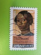 "Timbre France YT 680 AA - Art - Portraits De Femmes - ""Mandy"" Edouard Barnard Lintott - 2012 - Adhesive Stamps"