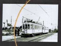 PHOTO    BRABANT WALLON TRAM BRUXELLES WATERLOO WAVRE DIRECT - Tramways