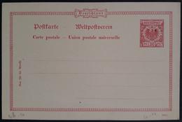 DR Ganzsache P25 Druckdatum 1290i Ungebraucht  (2300) - Stamped Stationery