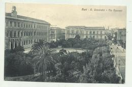 BARI - REGIA UNIVERSITA' - VIA SPARANO  1920  VIAGGIATA FP - Bari