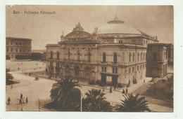 BARI - POLITEAMA PETRUZZELLI 1928 VIAGGIATA FP - Bari