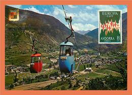A323 / 049 Andorre - Valls D' Andorra ENCAMP Vue Générale - Andorra