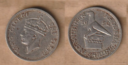RODESIA 1 Shilling -1952 Copper-nickel • 5.65 G • ⌀ 23.5 Mm KM# 22, Schön# 24 - Rhodesia