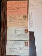 Nivelles / Lot De Documents - Zonder Classificatie