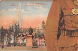 ANTWERPEN - Groenplaats En Rubens Standbeeld - Antwerpen