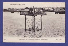 SAINT MALO Pont Roulant ( PETITS DEFAUTS TTB TENUE ) CA53 - Saint Malo