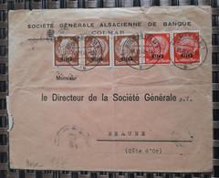 Kolmar Pour Beaune ( Le 01 11 1940) Allemagne - Occupation 1938-45
