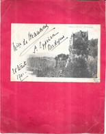 DEPT 24 - CPA DOS SIMPLE De 1901 -  Château De MONTFORT En Périgord - OGE1 - - Périgueux