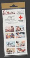 """FRANCE / 2015 / Y&T N° AA 1132/1139 ** BC Ou CR BC1132 ** (Carnet Croix-Rouge : """"Croix-Rouge En Action"""" 8 TVP LV) X 1 - Croce Rossa"""