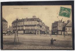 50170 . CARENTAN . PLACE VAUBAN . 1911 - Carentan