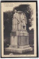 50200 . COUTANCES . MONUMENT AUX MORTS POUR LA PATRIE - Coutances