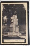 50201 . COUTANCES . MONUMENT AUX MORTS POUR LA PATRIE - Coutances