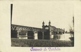Carte Photo Souvenir De Beinheim RV - Altri Comuni