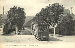 63 , CHAMALIERES , Avenue De Royat  ( Tramway )  , * CF 368 72 - Altri Comuni