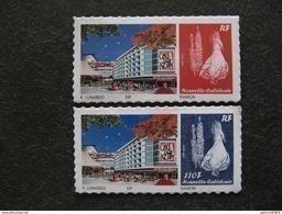 Nouvelle-Calédonie: TB Paire N°1187 A Et N° 1187 B, Neufs XX . - Ongebruikt