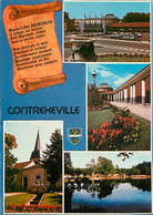 88 - Contréxeville - Multivues - Blasons - Carte Neuve - CPM - Voir Scans Recto-Verso - Vittel Contrexeville