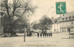 63 , CHARENSAT , Place De L'église , * 374 96 - Sonstige Gemeinden