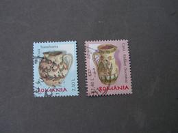 Rumänien 2007 Lot - Usado