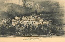 12 , LE MONNAT - Le Vieux Rouergue - Dessin De Brascassia , * 375 26 - Otros Municipios