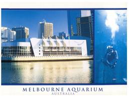 (OO 2) Australia - VI - Melbourne Aquarium - Melbourne