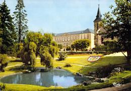23 - Guéret - Le Jardin Public Et Le Musée - Guéret