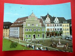 Weimar - Lucas Cranach Haus - Reisebüro - DDR 1973 - Thüringen - Weimar