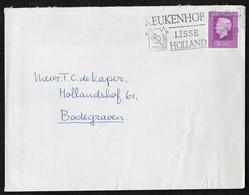 Haarlem: Keukenhof Lisse Holland - Poststempels/ Marcofilie