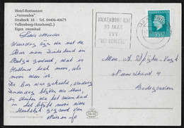 Maastricht: Valkenburg (Lb) 80 Jaar VVV Het Geuldal - Poststempels/ Marcofilie