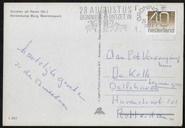 Groningen: 28 Augustus Groningens Ontzet In 1672 - Poststempels/ Marcofilie