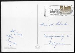 Utrecht: 75 Jaar Korfbal 1903-1975 - Poststempels/ Marcofilie