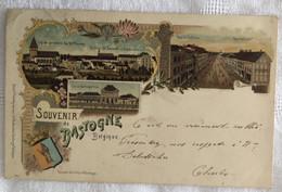 Souvenir De Bastogne-  Belgique-724 - Bastogne
