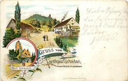 Gruss Vom Forsthaus Girbaden , Mollkirch , * 385 53 - Andere Gemeenten