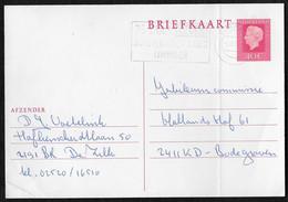 Haarlem: 75 Jaar PCH Scheveningen Radio IJmuiden *) Zwakke Afdruk! - Poststempels/ Marcofilie