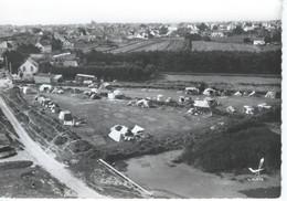 CPSM - 56 - En Avion Au Dessus ... QUIBERON - Camping St Julien - 1961- TBE - - Quiberon