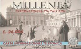 PREPAID PHONE CARD ITALIA (CK1354 - [2] Sim Cards, Prepaid & Refills