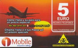 PREPAID PHONE CARD ITALIA (CK1454 - [2] Sim Cards, Prepaid & Refills