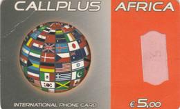 PREPAID PHONE CARD ITALIA (CK1544 - [2] Sim Cards, Prepaid & Refills