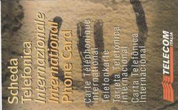FREE CARD TELECOM (CK1763 - [2] Tarjetas Móviles, Prepagadas & Recargos