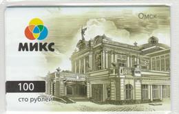 PREPAID PHONE CARD RUSSIA IN BLISTER (CK1768 - Russia