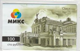 PREPAID PHONE CARD RUSSIA IN BLISTER (CK1769 - Russia